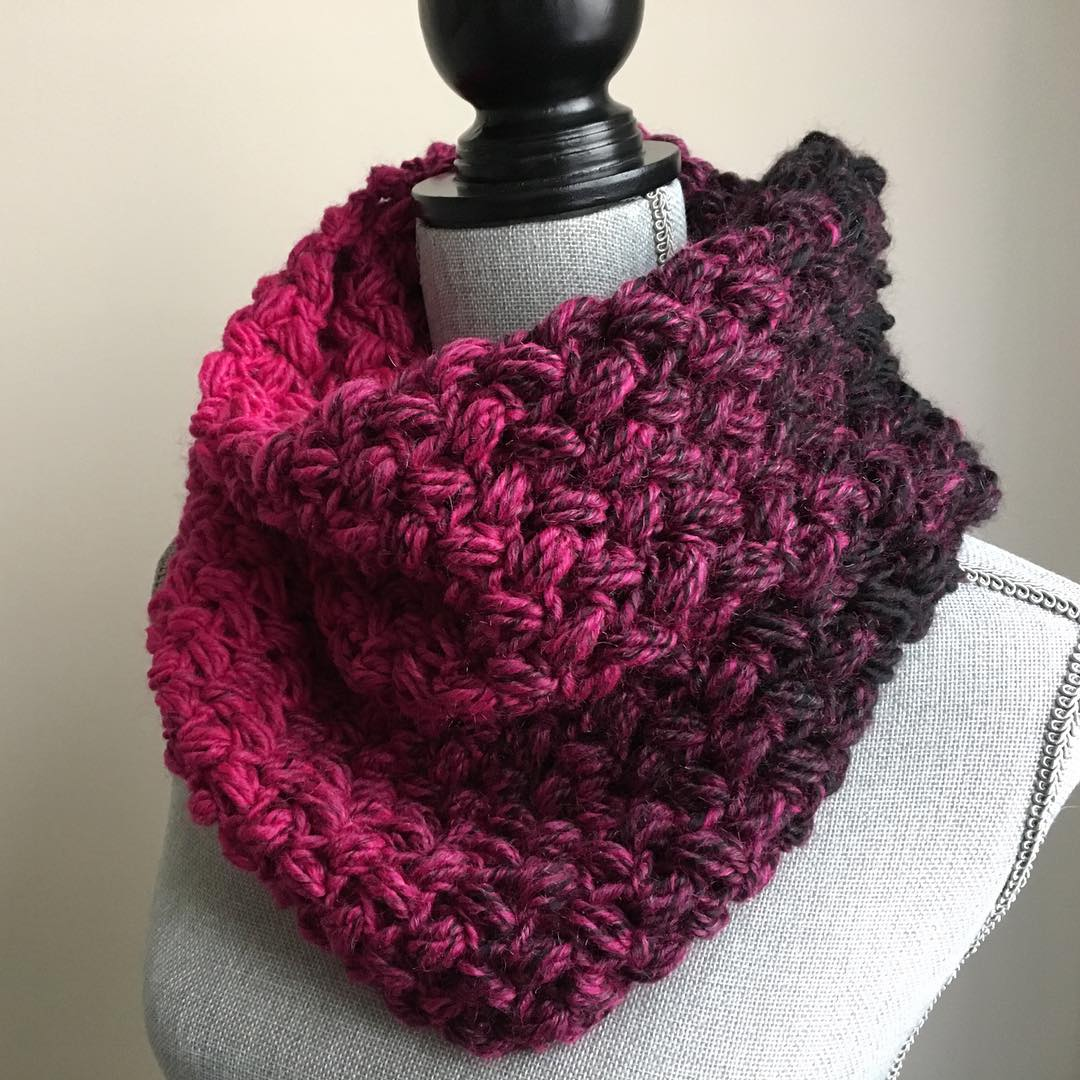 52 Lovely Crochet Scarf Pattern Ideas For New Season 2019 Page 19