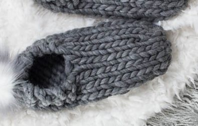 45-knitted-slippers-pattern-the-sweetest-ideas-for-women-2019