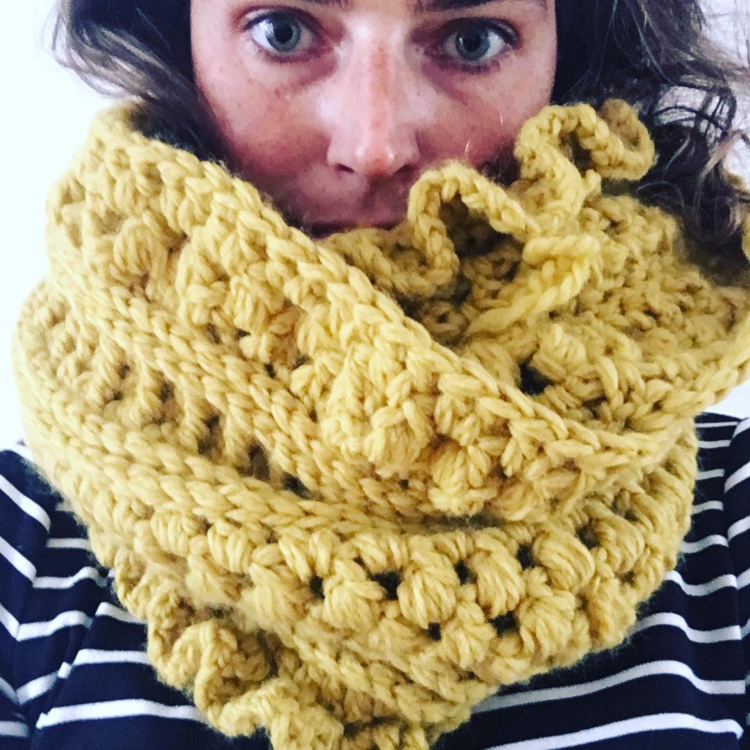 52 Lovely Crochet Scarf Pattern Ideas For New Season 2019 Page 41