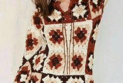 37-cute-and-stylish-free-crochet-dresses-pattern-design-ideas