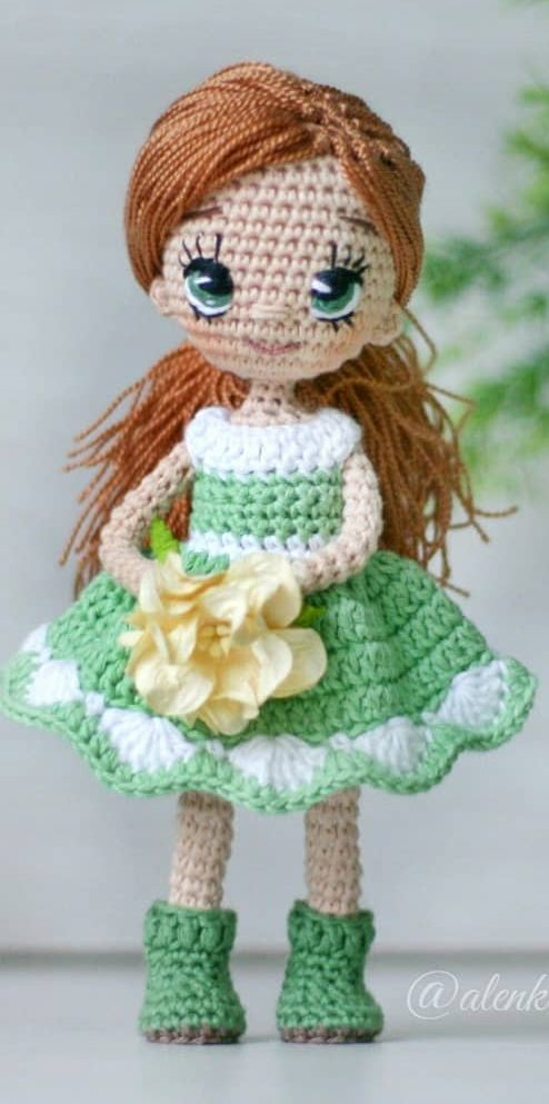 Amazing Beauty Amigurumi Doll and Animal Pattern Ideas | Page 11 ... | 993x494