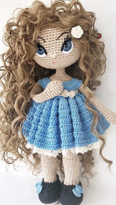 56-cute-and-amazing-amigurumi-doll-crochet-pattern-ideas